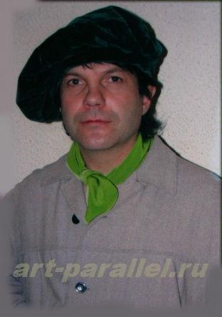Шаржист Юрий Капустин